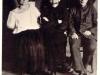 Руководство Комвуза. 1922 год. Слева направо: Вакуленко – парторг, Р.И. Малецкий – ректор Комвуза. В.Г. Ильинский– проректор по учебной части