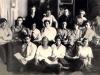 1923 год. Студенты Комвуза