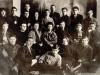 Бюро коллектива студентов Комвуза. 1924 года.