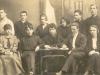 Члены Президиума ФК ячейки «Ленинский» при СОКУ всех четырёх составов. 1925 год.