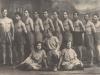 Физкультурники-студенты Комвуза. Начало 1923 года.