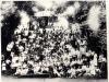 Клуб Карла Либкнехта. Июнь 1923 года. В ознаменование согласия В.И. Ленина присвоить своё имя Саратовскому коммунистическому университету (в ответ на телеграмму от 17.03.1923)