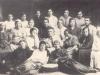 Участницы 2-месячных курсов женорганизаторов среди сельских женщин-татарок.