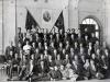 Четвертый выпуск студентов комуниверситета 1928 г.