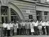 Встреча коллектива ВПШ с делегацией из  Польши. Май 1988 года