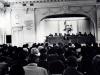 Общешкольное отчетно-выборное партийное собрание коммунистов Саратовской ВПШ
