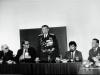 9 мая 1989 года. На встрече с ветеранами Великой Отечественной войны – сотрудниками и пенсионерами СВПШ